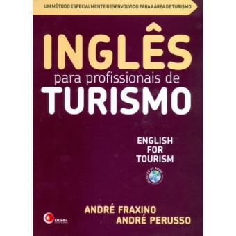 Inglês Para Profissionais De Turismo (+ Cd Audio)