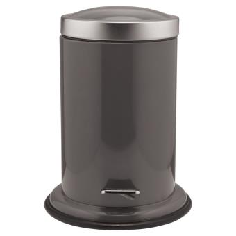 Papelera con pedal Sealskin Acero gris 3 L