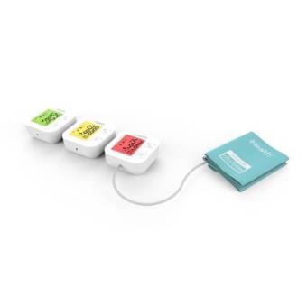 Tensiómetro y Monitor Inalámbrico Inteligente iHealth Track