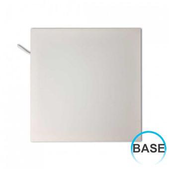Panel LED Puzzle Enlazable Cuadrado Base 10W 800lm 30x30cm 4000K 7hSevenOn Deco