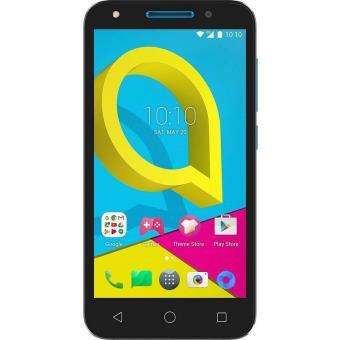 Alcatel u5 8gb 4g Dual sim Gris/azul Libre