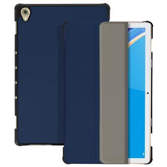 Funda Huawei MediaPad M6 10.8 F. Soporte Vídeo/Teclado Azul Oscuro
