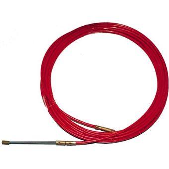 Pasacables acero nylon punta intercambiable 30m. 760030