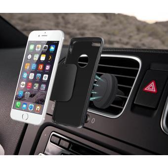 6b3616e4600 Soporte Magnetico Para Movil en Rejilla Coche Vehiculo Iman Potente Para  Samsung - Accesorios de coche para el teléfono móvil - Los mejores precios  | Fnac
