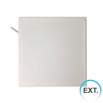 Panel LED Puzzle Enlazable Cuadrado Extensión 9,4W 800lm 30x30cm 4000K 7hSevenOn Deco