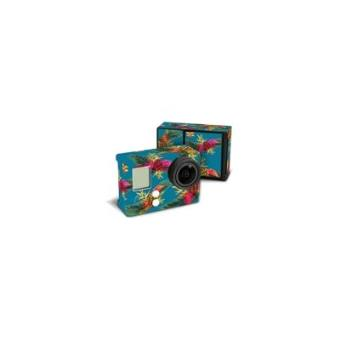 XSories XSkin - Adhesivo decorativo - Tropical (Para GoPro HERO4)