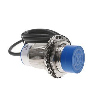 Sensor interruptor de proximidad inductivo BeMatik 6-36 VDC PNP NO M30 Sn:15mm