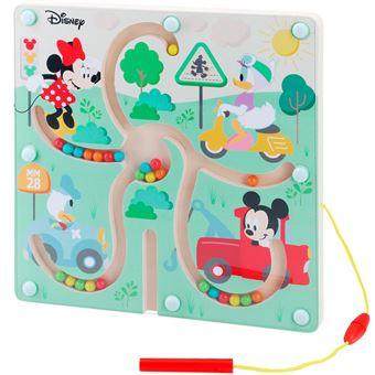 Laberinto magnético de madera Disney baby by WOOMAX