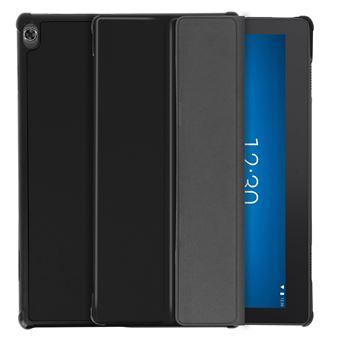 Funda Lenovo Smart Tab M10 10.1 F. Soporte Vídeo/Teclado Negro