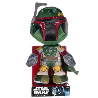 Peluche Boba Fett Star Wars 25cm
