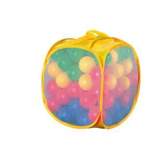Megav.100 Bolas de Colores en Bolsa (6 cm) 069fbfbbdb0ea