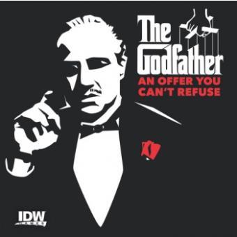 The Godfather Juego De Mesa Ingles Bgidw871 Juegos De Rol Los