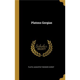 Serie ÚnicaPlatons Gorgias HardCover