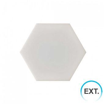 Panel LED Puzzle Enlazable Hexagonal Extensión 2,9W 200lm 16x18,5cm 4000K 7hSevenOn Deco