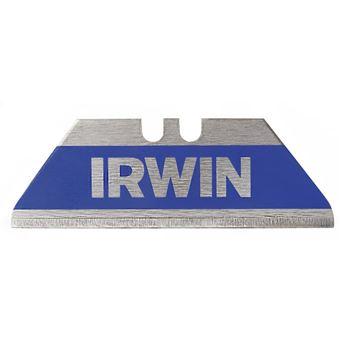 Juego de 5 cuchillas Irwin, bimetálicas de repuesto trapezoidales 10505823 de