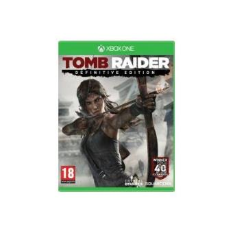 Tomb Raider Definitive Edition (XBOX One) [Importación inglesa]