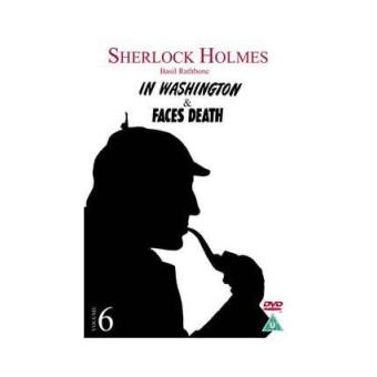 Sherlock Holmes - in Washington / Faces Death [dvd] [reino Unido]