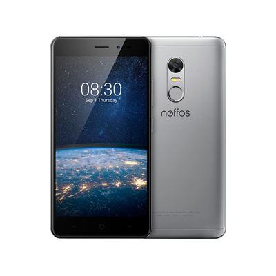 """X1 Lite 12,7 cm (5"""") 2 GB 16 GB SIM doble 4G Gris 2550 mAh, Móvil"""