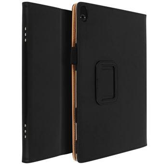 Funda Lenovo Smart Tab M10 10.1 Cartera Cierre y F.Soporte Negro