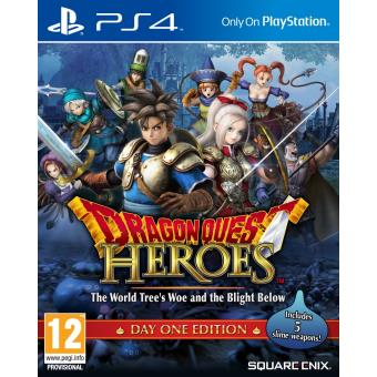 Dragon Quest Heroes: - day one Edition (playstation 4) [importación Inglesa]
