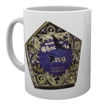 Taza de ceramica Harry Potter Chocolate Frogs