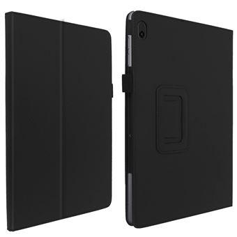Funda Lenovo Tab E10 10.1 F. Soporte Soft-Touch Negro
