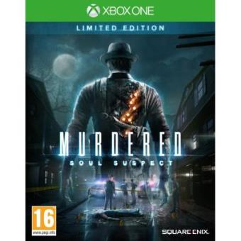 Murdered: Soul Suspect Limited Edition (Xbox One) [Importación inglesa]