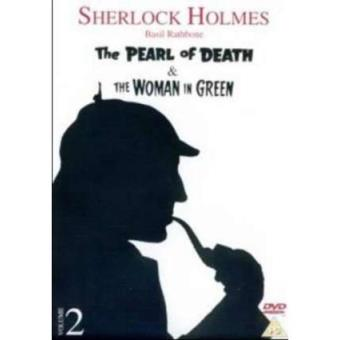 Sherlock Holmes - Pearl of Death / Woman in Green [dvd] [reino Unido]