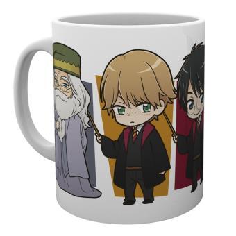 Taza de ceramica Harry Potter Toon Personajes