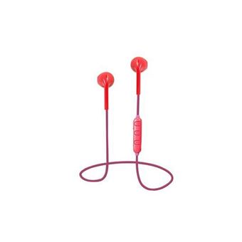 Auriculares Bluetooth  Design & Colors  - Masca Red