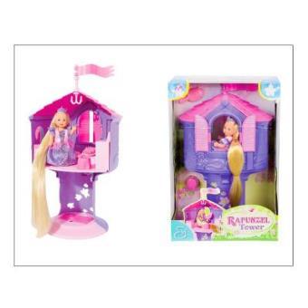 Simba Toys 105731268 Evi Love - Torre de Rapunzel