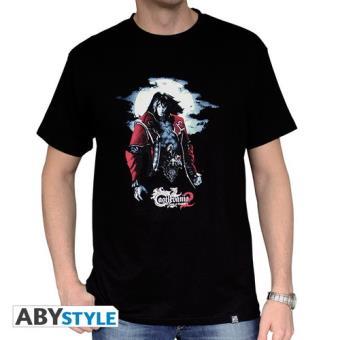 Camiseta Castlevania Dracula, Talla XL
