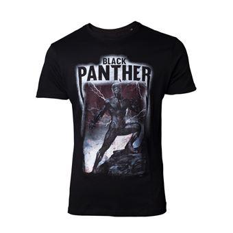 Camiseta, Talla Marvel Black Panther Band Tee, Talla S