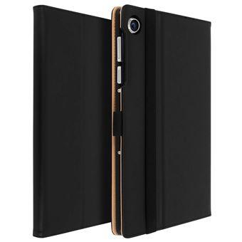 Funda Lenovo Tab M10 Plus Cartera Cierre y F.Soporte Negro