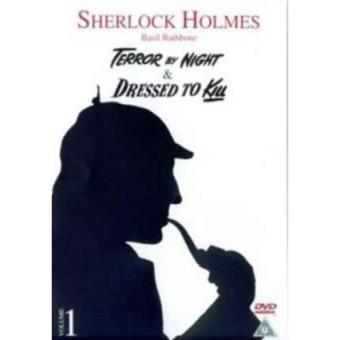 Sherlock Holmes - Dressed to Kill / Terror by Night [dvd] [reino Unido]