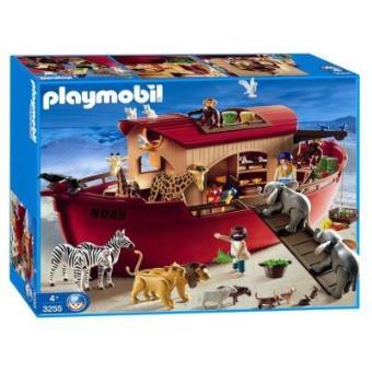 El Arca De Noe 3255 Playmobil Playmobil Los Mejores