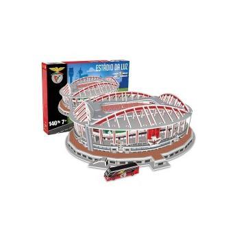 Puzzle 3D Estadio da luz - Benfica cf