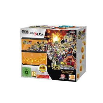 Console New Nintendo 3DS+ Dragon Ball Extreme Butoden préinstallé [Importación Francesa]