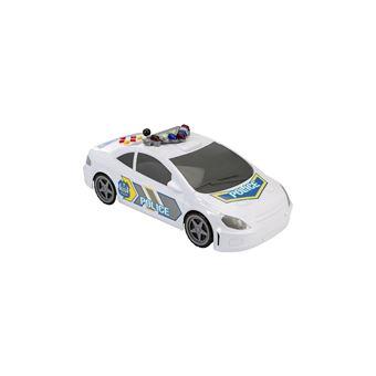 Super coche de policía