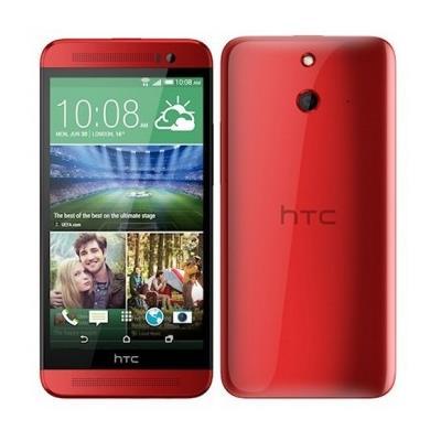 HTC One E8 16GB Rojo
