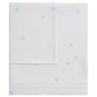 Tríptico sábanas minicuna Pekebaby (50 x 80 cm) Nari gris algodón