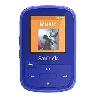 Sandisk Sdmx28-016g-g46b MP3 16gb Azul Reproductor Mp3/mp4