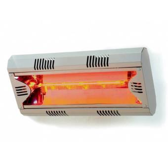 Radiador eléctrico por infrarRojos FACT 20 2 kW