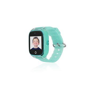 Smartwatch para niños con GPS SaveFamily, SaveKids Superior Verde