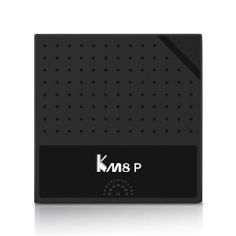 Android TV box KM8P Android 7.1 Octa Core 2GB+16GB 4K 1080P 3D WiFi