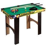 Mesa billar de madera CBgames