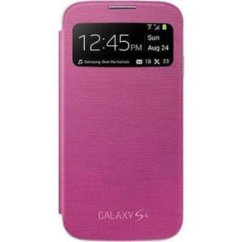 7fdc1ea48ca Funda s View Flip Cover Samsung Original Galaxy s4 Tapa Rosa Ef-Ci950bpegww  - Fundas y carcasas para teléfono móvil - Los mejores precios | Fnac
