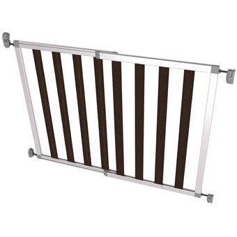 Puerta de seguridad Noma, Ikon Noir 62-104 Negro aluminio 94085