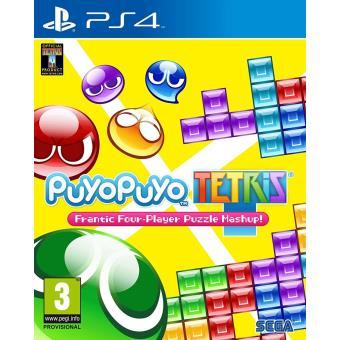 Puyo Puyo Tetris (playstation 4) [importación Inglesa]
