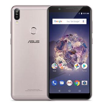 ASUS Zenfone Max Pro 4+64GB, Plata